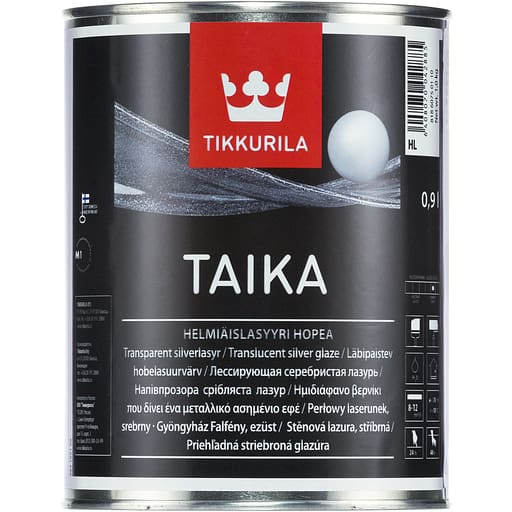 TAIKA HELMIÄISLASYYRI HOPEA 0