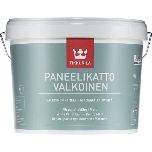 PANEELIKATTO VALKOINEN 10L