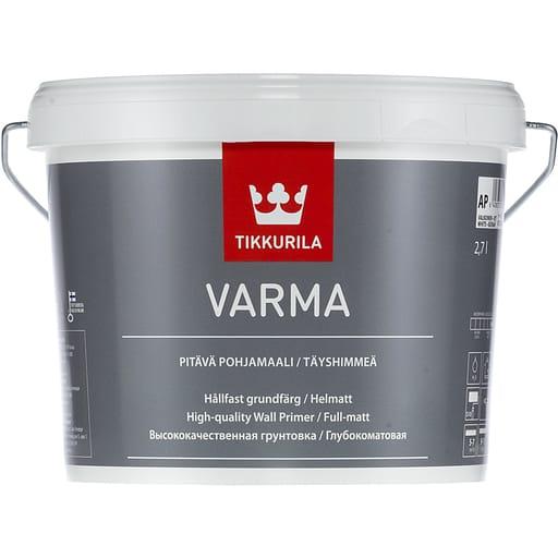 VARMA TAPETTI- JA YLEISPOHJAMAALI 2