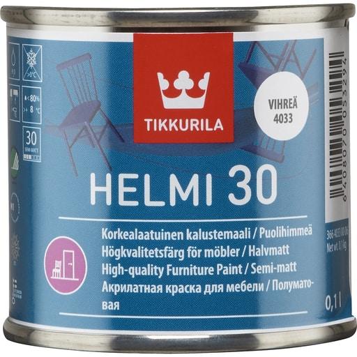 HELMI 30 PUOLIHIMMEÄ VIHREÄ 0