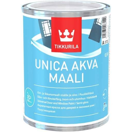 UNICA AKVA VALKOINEN 0