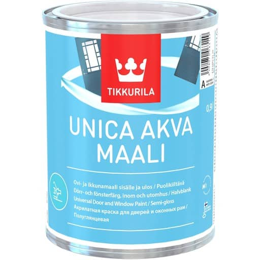 UNICA AKVA SÄVYTETTÄVÄ 0