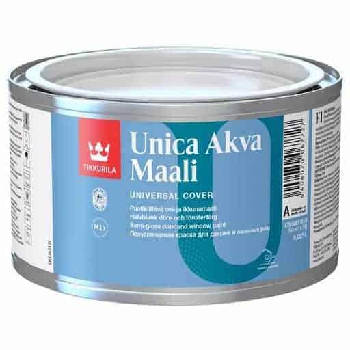 TIKKURILA UNICA AKVA SÄVYTETTÄVÄ 0| Säästötalo Latvala