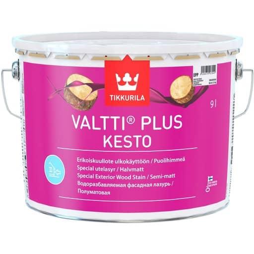 VALTTI PLUS KESTO VÄRITÖN EPP 9L