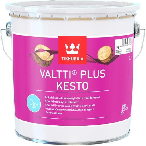 VALTTI PLUS KESTO VÄRITÖN EPP 2