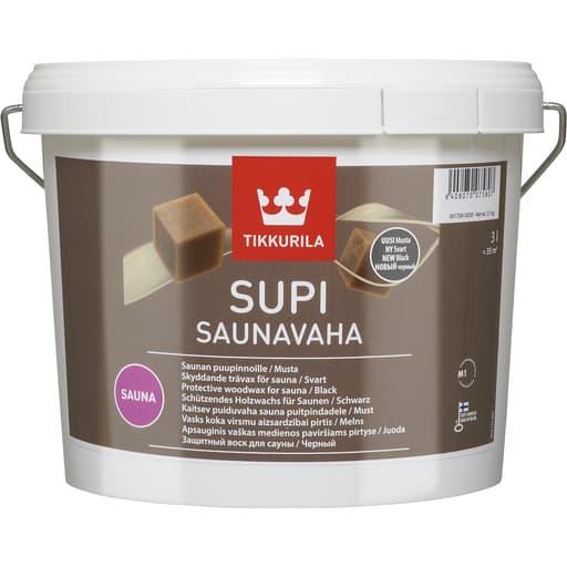 SUPI SAUNAVAHA MUSTA 3L