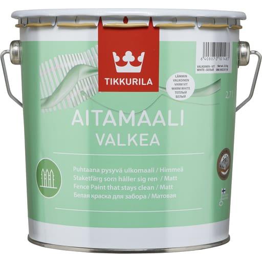 TIKKURILA AITAMAALI VALKEA 2