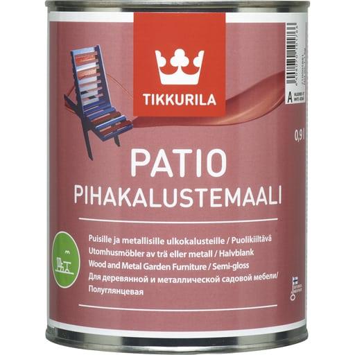 PATIO PIHAKALUSTEMAALI SÄVYTETTÄVÄ 0