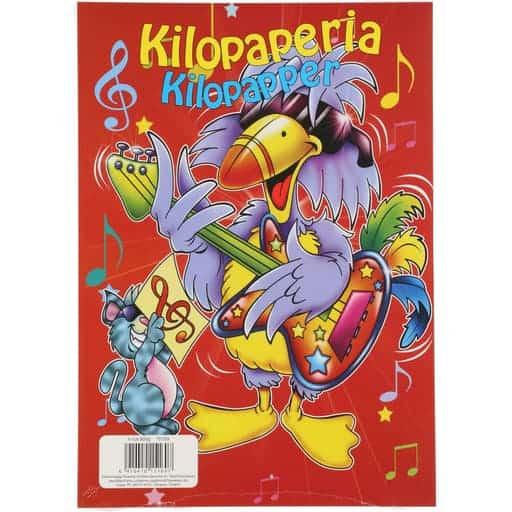 KILOPAPERI A4