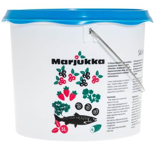 MARJUKKA SÄILÖNTÄSANKO MARJUKKA OHJEILLA 5L