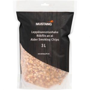 MUSTANG SAVUSTUSHAKE LEPPÄ 3L