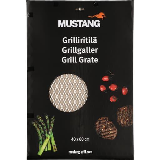 MUSTANG GRILLIRITILÄ RST 40x60CM