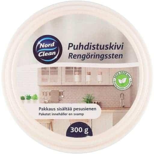 NORD CLEAN PUHDISTUSKIVI 300G