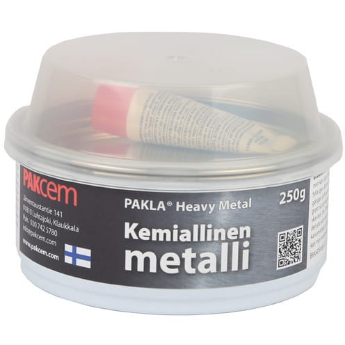 PAKLA KEMIALLINEN METALLI 250G