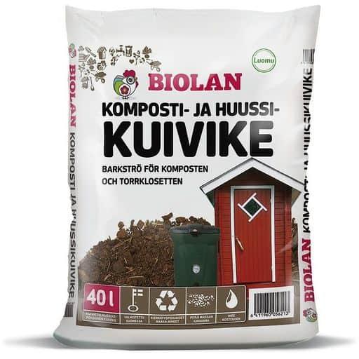 BIOLAN KOMPOSTI & HUUSSIKUIVIKE 40L