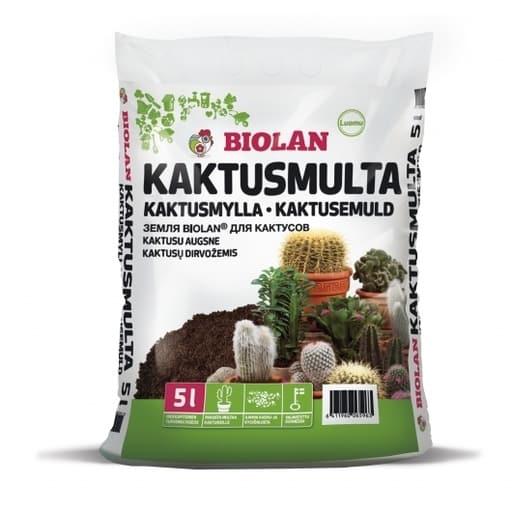 BIOLAN KAKTUSMULTA 5L