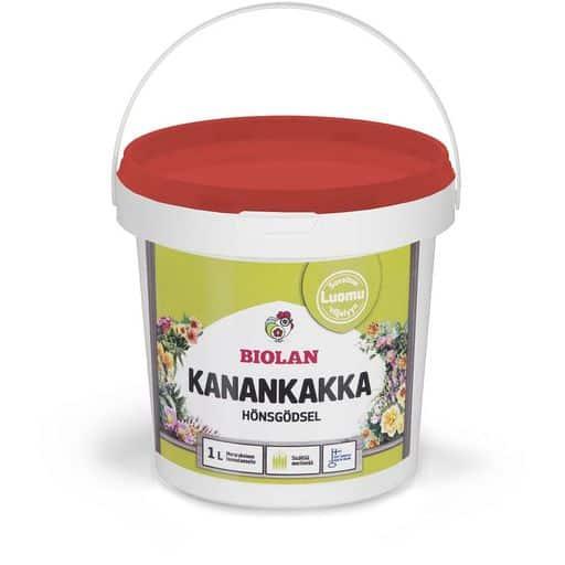 BIOLAN KANANKAKKA 1L