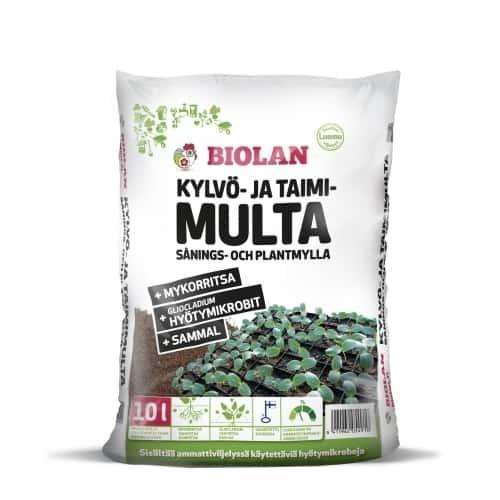 BIOLAN KYLVÖ & TAIMIMULTA 10L