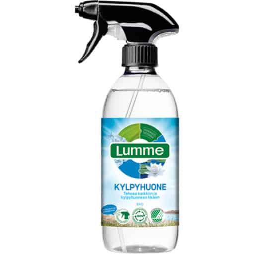 LUMME KYLPYHUONE PUHDISTUSSUIHKE 500ML