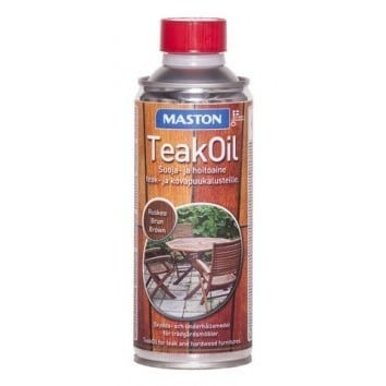 MASTON TEAK OIL 450ML RUSKEA