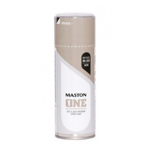 MASTON ONE HARMAABEIGE RAL1019 400ML