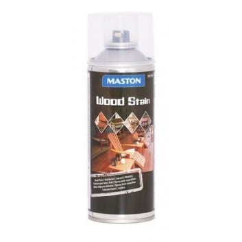 MASTON PETSISPRAY TUMMA PÄHKINÄPUU 400ML
