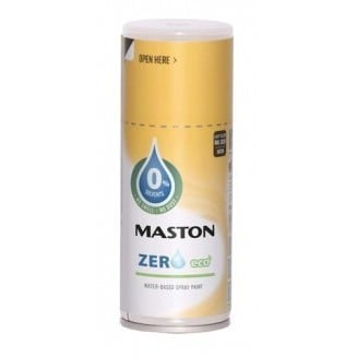 MASTON ZERO SPRAYMAALI V.KELTAINEN 150ML