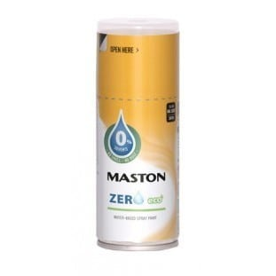MASTON ZERO SPRAYMAALI KELTAINEN 150ML