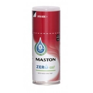 MASTON ZERO SPRAYMAALI T.PUNAINEN 150ML