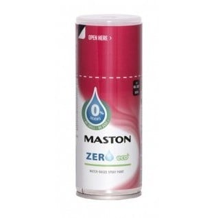 MASTON ZERO SPRAYMAALI PUNAINEN 150ML