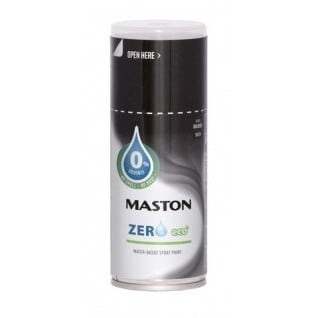 MASTON ZERO SPRAYMAALI MUSTA 150ML