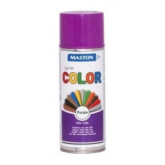 MASTON COLORMIX LILA SPRAYMAALI 400ML