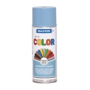 MASTON COLORMIX PASTELLINSININEN SPRAYMAALI 400ML