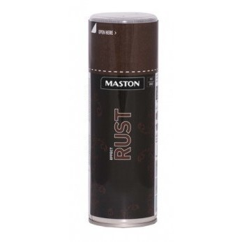 MASTON RUST EFFECT SPRAY 400ML