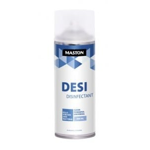 MASTON DESI DESINFIOINTIAINE SPRAY 400ML