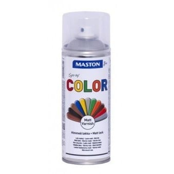 MASTON COLORMIX MATTA SPRAYLAKKA 400ML