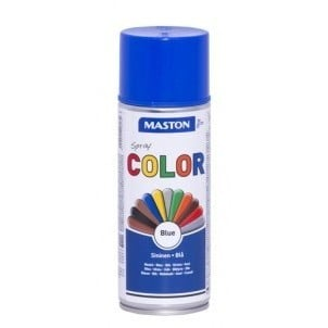 MASTON COLORMIX SININEN SPRAYMAALI 400ML