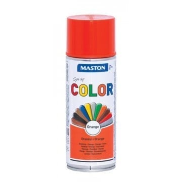 MASTON COLORMIX ORANSSI SPRAYMAALI 400ML
