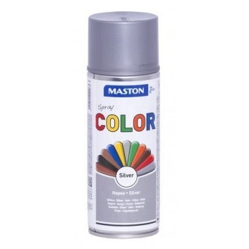 MASTON COLORMIX HOPEA SPRAYMAALI 400ML