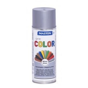 MASTON COLORMIX VANNEHOPEA SPRAYMAALI 400ML