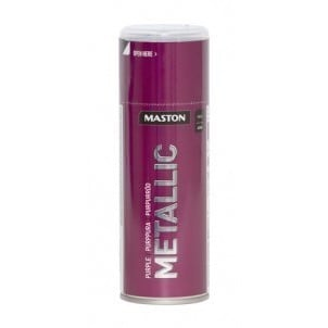 MASTON METALLIC PURPPURA SPRAY 400ML