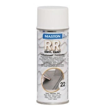 MASTON PELTIKATTOMAALI RR22 HARMAA SPRAY 400ML