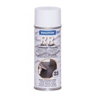 MASTON PELTIKATTOMAALI RR23 T.HARMAA SPRAY 400ML