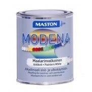 MASTON MODENA ALKYDIMAALI MAALARINVALKOINEN 1L