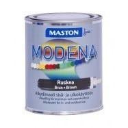 MASTON MODENA ALKYDIMAALI RUSKEA 1L
