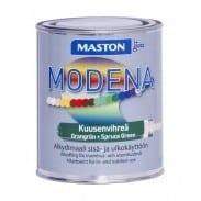 MASTON MODENA ALKYDIMAALI KUUSENVIHREÄ 1L