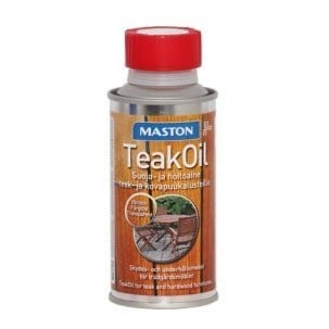 MASTON TEAK OIL VÄRITÖN 180ML