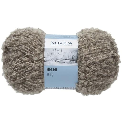 NOVITA HELMI HIEKKA 100G (062)