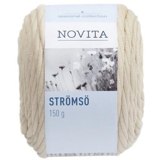 NOVITA STRÖMSÖ HIEKKA 150G (604)