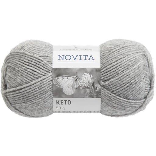 NOVITA KETO TUHKA 50G (046)